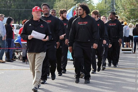 Austin Peay Faculty and Staff Appreciation Night to be held Saturday, September 5th. (APSU Sports Information)