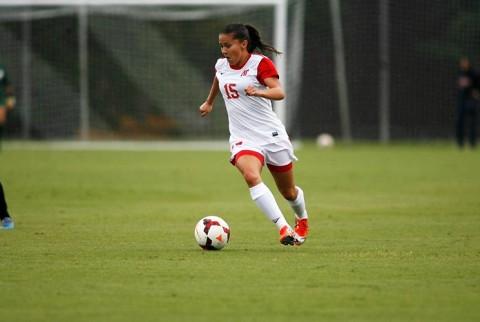 Former Austin Peay Soccer player Tatiana Ariza. (APSU Sports Information)