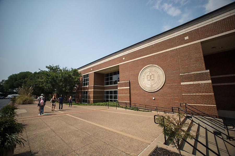 Austin Peay State University's Morgan University Center. (APSU)