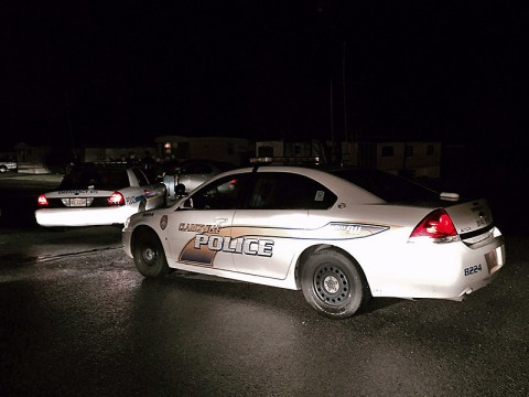 Clarksville Police discover a deceased male and female at a residence at Cedar Crest Mobile Home Park Tuesday night.