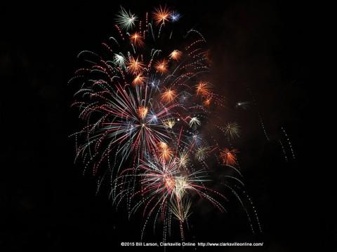 Clarksville's 2015 Independence Day Celebration.