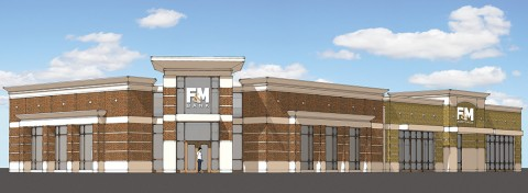 F&M Bank has announced it will construct a new 10,000 sq. ft. banking and mortgage facility at 221 Indian Lake Boulevard in Hendersonville Tennessee. Groundbreaking is anticipated to occur in October 2015.