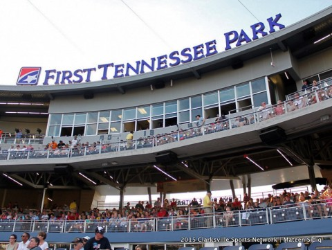 Nashville Sounds to play Oklahoma City Dodgers on Opening Day at First Tennessee Park, Thursday, April 7th.