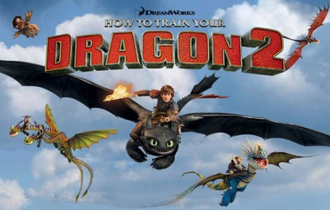 "Movies in the Park features ""How to Train Your Dragon 2"" Saturday, July 18th"
