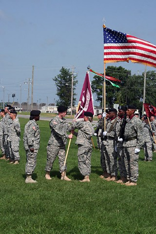 """Lt. Col. Lyle """"Chip"""" Finley assumes Fort Campbell Warrior Transition Battalion Command July 10th. (BACH)"""
