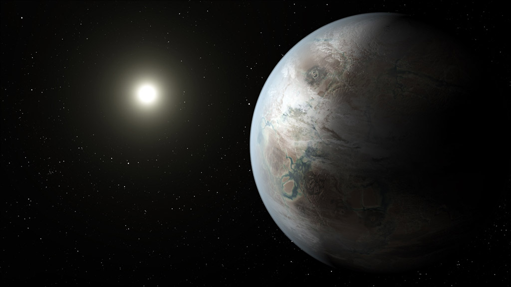 NASA's Kepler Space Telescope finds Earth size planet ...