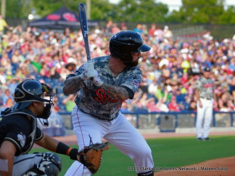 Nashville Sounds drop 9-6 contest to New Orleans Sunday night.