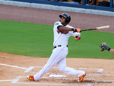 Nashville Sounds give up 12 hits in loss to Tacoma Rainiers Thursday night.