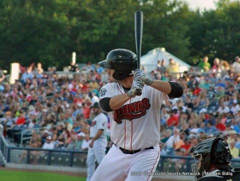 Nashville Sounds lose Friday night 8-3 to Tacoma Rainers.