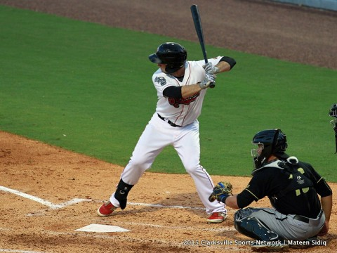 Nashville Sounds lose at Tacoma Rainers Sunday afternoon.