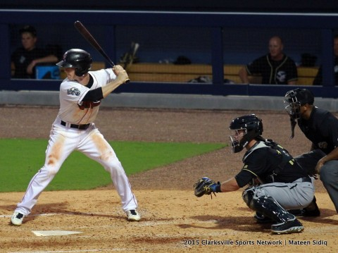 Nashville Sounds beat Tacoma Rainers Sunday night.