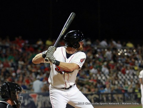 Nashville Sounds Pound Out 16 Hits in Losing Effort Monday night.