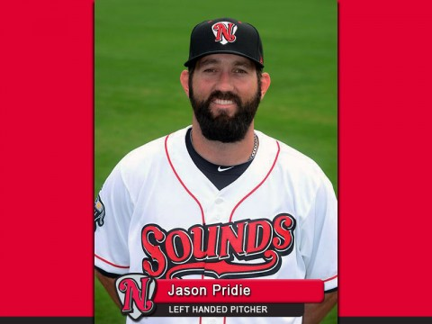 Nashville Sounds' Jason Pridie