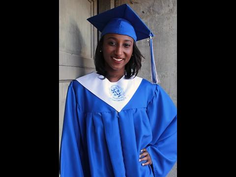 Nia Gibbs-Francis wins $1,000 WinningEdge Scholarship.