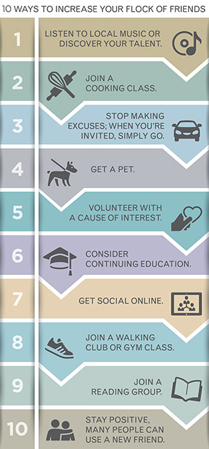 how to make new friends online