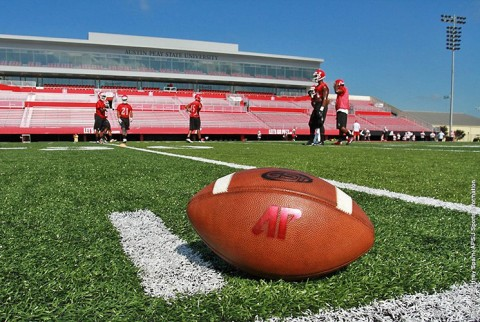 Austin Peay Governors Football. (APSU Sports Information)