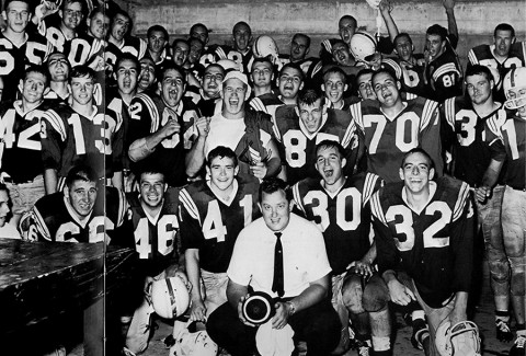 1964-65 teams to be honored at Annual Austin Peay Football Reunion. (APSU Sports Information)