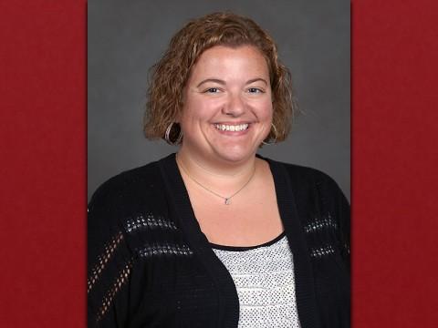 APSU assistant professor Dr. Gina Grogan