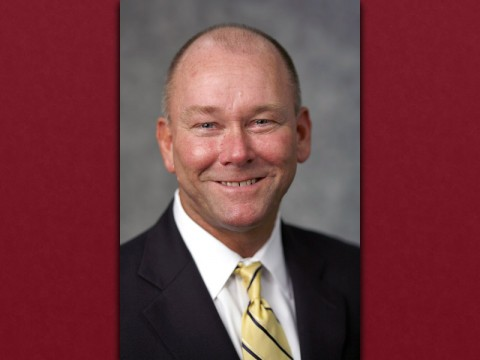 APSU's Gregory R. Singleton, M.S.Associate VP and Dean of Students