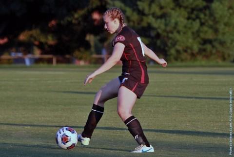 Austin Peay Lady Govs Soccer. (APSU Sports Information)
