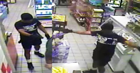 If anyone can identify the suspect in this photo please call Detective Gillespie at 931.648.0656 Ext 5234 or the Crime Stoppers TIPS Hotline at 931.645.TIPS (8477).