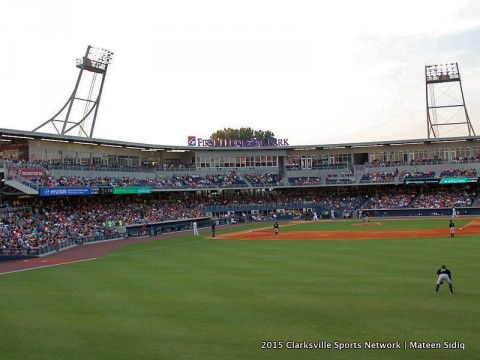 First Tennessee Park to Host Viewing Party and Sounds Game August 21st.