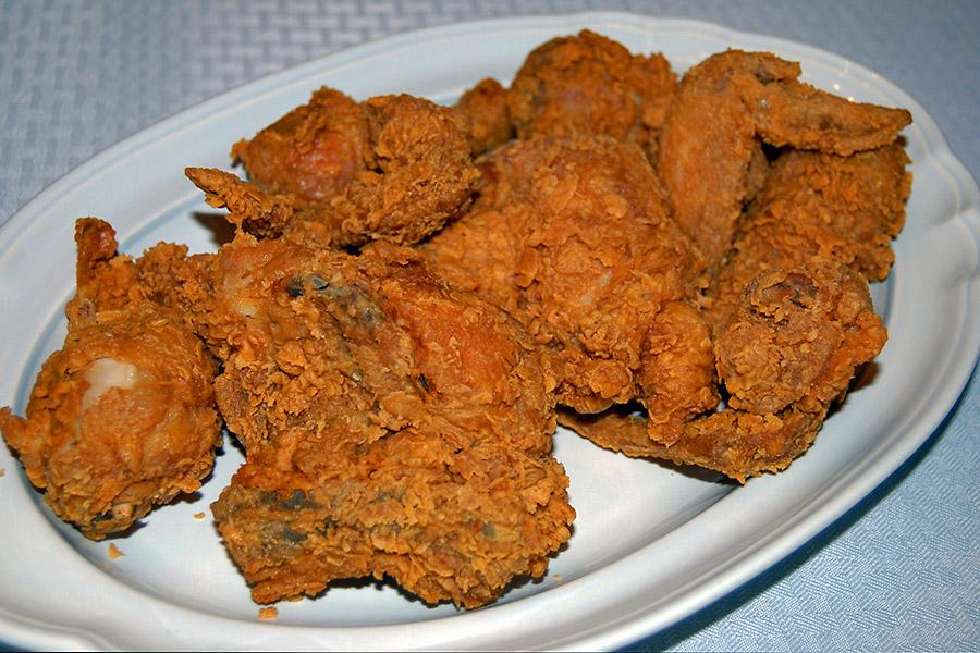 Fried Chicken. (American Heart Association)