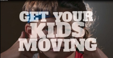 Get Your Kids Moving. (American Heart Association)