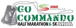 Go Commando Half Marathon