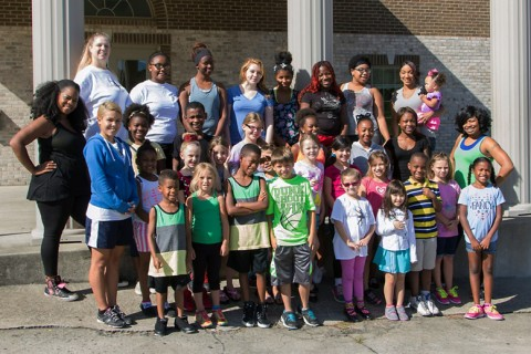 Infinity Dance Fitness Academy holds First Annual Dance Camp at Emmanuel Family Life Center.