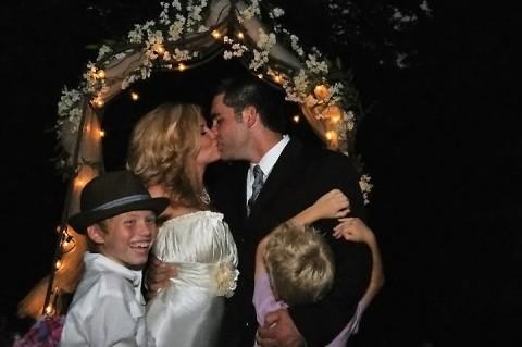 Kris Wolfe getting married.