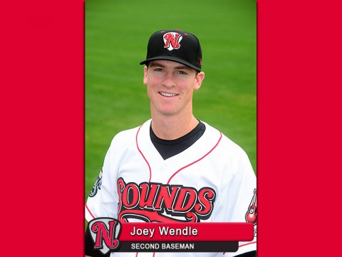 Nashville Sounds' Joey Wendle
