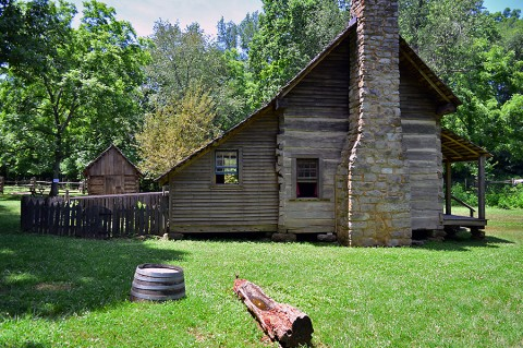 The Homeplace at Land Between the Lakes. (Kelly Best Bennett)
