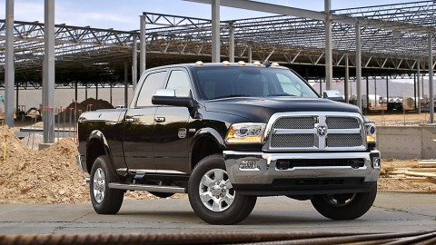 2014 Ram 2500 truck is one of the models being recalled.