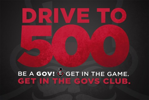 APSU Drive to 500 Membership Initiative