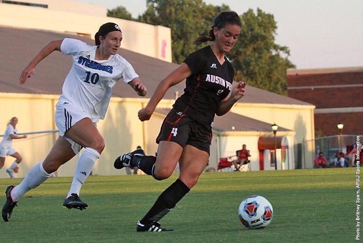 Austin Peay Women's Soccer. (APSU Sports Information)