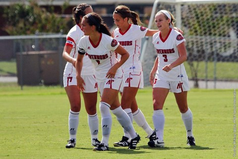 Austin Peay Women's Soccer. (APSU Sports Information)