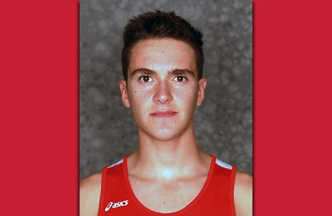 Austin Peay Men's Cross Country's Martin Rejman. (APSU Sports Information)