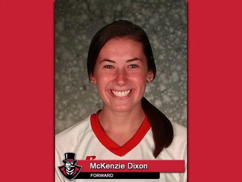 APSU McKenzie Dixon