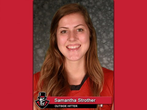 APSU Samantha Strother