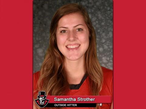 APSU Samantha Strother