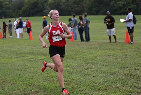 Austin Peay Women's Cross Country. (APSU Sports Information)