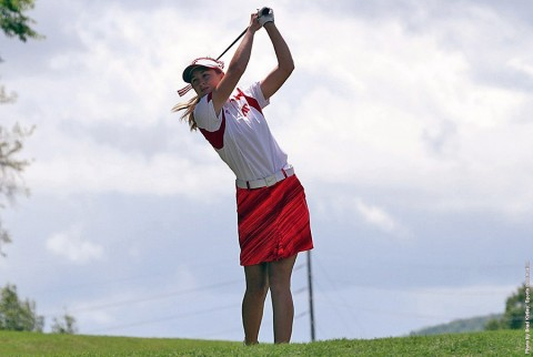 Austin Peay Lady Govs Golf's Jessica Cathey. (APSU Sports Information)