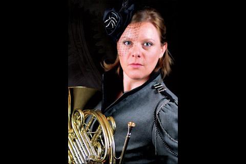 APSU assistant professor of music, Dr. Kristen Sienkiewicz.