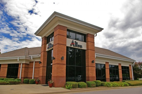 Altra Federal Credit Union located at Madison Street, Clarksville Tennessee.