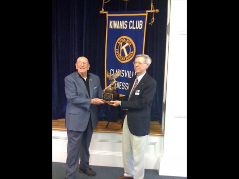 Celebrating 95 Years of Clarksville Kiwanis