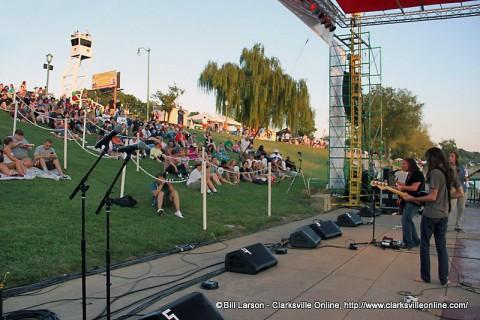 Clarksville's Riverfest - September 10th-12th, 2015.