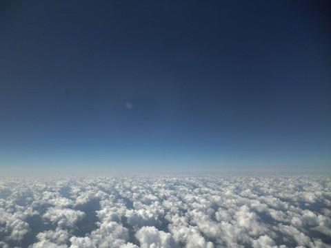 Clouds photo by Raeanne Rubenstein