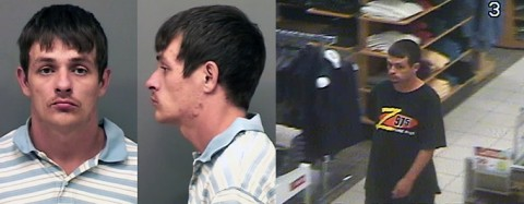 Don Lincoln Plunk is wanted by the Clarksville Police Department for multiple warrants.