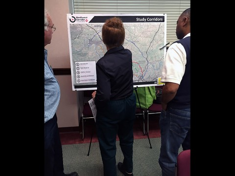 Northwest Corridor Transit Study Meeting